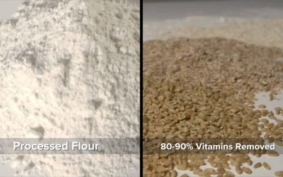 Why mill your own flour?